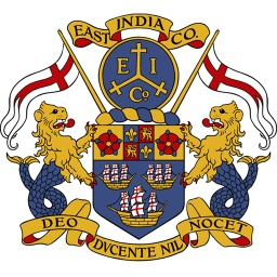 British East India Company Coat of Arms