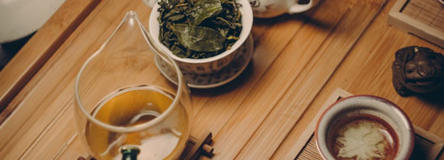 Green Tea Brewed