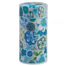 Japanese Flower Tin (lrg)