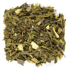 Sencha Ginger Lemon