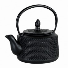 Cast Iron Emperor Teapot