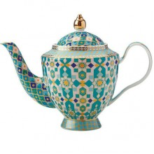 Kasbah Mint Teapot 500ml