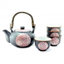 Spring Garden Tea Set